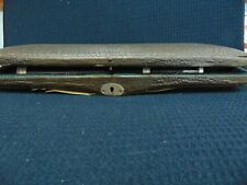 ANTIQUE WOODEN FLUTE IN ORIGINAL CASE *AS IS* CONDITION