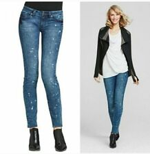 NEW Cabi 920 Constellation Wash Skinny Jeans Size 8 NWT $118 Cotton Blend
