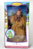 Barbie Pink Label Cowardly Lion Wizard of Oz Ken Doll Open Box 2006