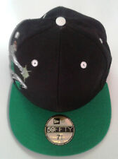 New Era 59Fifty Green Lantern Action Pose Fitted Hat-New Old Stock - 7 3/8- 2009