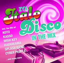 ZYX Music - ZYX Italo Disco: In the Mix