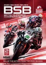 British Superbike 2020 Championship Season Review Collector's Edition DVD R4
