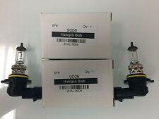 (2) NEW SYLVANIA SILVERSTAR 9006 HB4 LOW-BEAM HALOGEN BULBS LIGHT LAMP 12V 51W