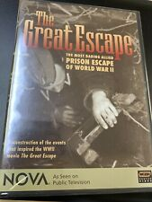 Nova - The Great Escape (Dvd, 2005) New - Sealed