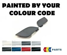 BMW GENUINE X5 E70 LCI FRONT M SPORT BUMPER TOW COVER KIT PAINTED BY YOUR COLOUR