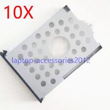 Lot of 10 Dell Precision M4600 M6600 M4700 M6700 M4800 M6800 Hard Drive Caddy