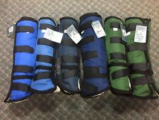 """Courbette Shipping Boots- 400 Denier- Assorted Colors- Front 14"""" & Rear 16"""""""