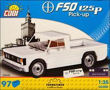 COBI FSO 125p Pick-up (24546) - 97 elem. - Polish utility car