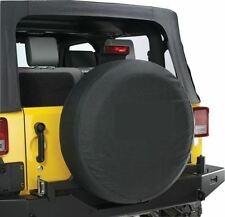 """For JEEP HONDA NISSAN SPARE TIRE COVER 26.5""""-28.6"""" BLACK 26"""" 27"""" 28"""" T021508PB"""