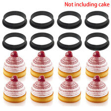 Cutter Kitchen Perforated Cake Mold Round Shape Mousse Circle Decorating Tools