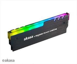 Akasa Vegas RAM Mate Addressable RGB heatsink