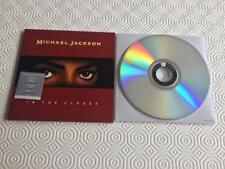 Michael Jackson In The Closet  Dual CD / DVD  Single Card Sleeve