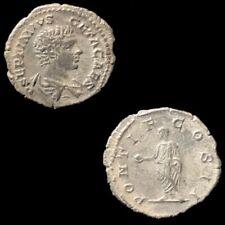 RARE UNRESEARCHED ROMAN DENARIUS SILVER COIN (10)