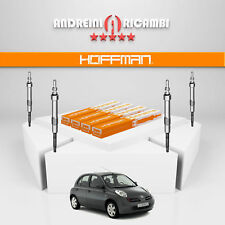 KIT 4 CANDELETTE NISSAN MICRA III 1.5 DCI 48KW 65CV 2003 -> GN018