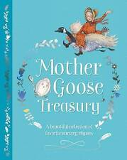 Mother Goose Treasury Beautiful Collection Favorite Nursery by Parragon Books Lt