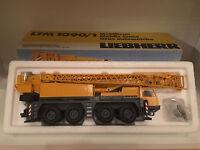 Liebherr LTM 1090/1 Mobilkran von Conrad 2087 1:50 OVP