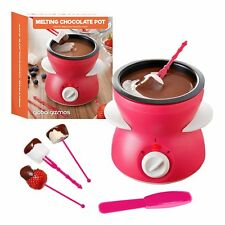 Global Gizmos Benross Chocolate Melting Pot with Accessories