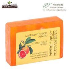 Le Cafe de Beaute GLYCERIN HAND MADE SOAP - Citrus freshness  100g NO PARABEN