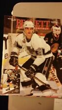 Luc Robitaille Beckett Magazine Cover-Hof