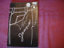 Vons Jeans: How To Construct Designer Style Jeans by Yvonne Kam 1982 PB Booklet