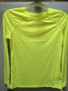 C9 by Champion Womens Long Sleeve Tech Tee Duo Dry wicking Fabric Runners Yoga