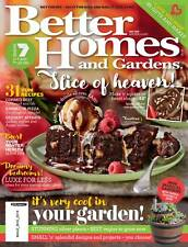 BETTER HOMES AND GARDENS BHG MAGAZINE MAY 2018 NEW