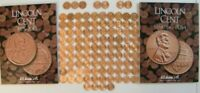 Lincoln Cent Penny Set 1975-2020 Collection (103 Coins) Choice BU Mem & Shield!