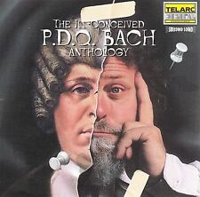 The Ill-Conceived P.D.Q. Bach Anthology CD 1998 by Peter Schickele