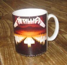 Metallica Master of Puppets Advertising Mug