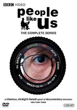 People Like Us - The Complete Series (DVD, 2009, 2-Disc Set) NEW SEALED