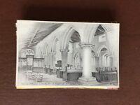 da1 postcard unused ingoldmells church