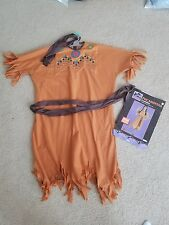 pocahontas or indian halloween costume