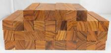 """Desert Ironwood 30 pen blanks knife scales block 6.3"""" x 1"""" x 1"""" Grade C Box DV"""