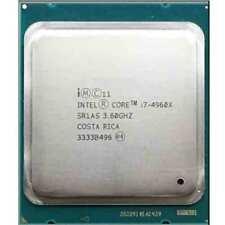 Intel I7 4960X Xeon I7-4960X CPU 6-cores 3.60GHZ 15MB 22nm LGA2011