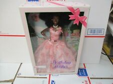 MATTEL BARBIE SIGNATURE BIRTHDAY WISHES DOLL HAIRSTYLE AFRICAN AMERICAN NEW