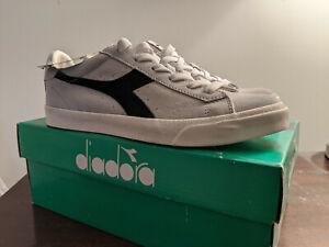 Diadora Tennis 270 Low Size 6.5 White/Gray/Black