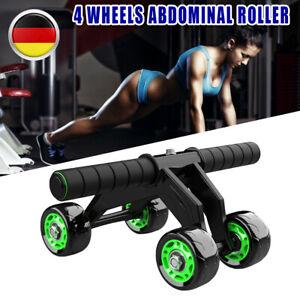 Bauchroller AB Wheel Roller Bauchtrainer Bauchmuskeltrainer Fitness