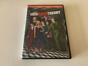 The Big Bang Theory : Season 6 (DVD, 2013, 3-Disc Set) Region 1