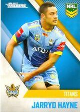 Jarryd Hayne 2017 Season NRL & Rugby League Trading Cards