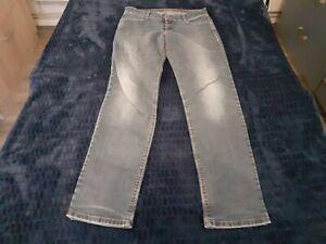 Mac Carrie Pipe Damen Jeans Gr. 38/32 fast Neu Orig Farbe blau wenig verwendet