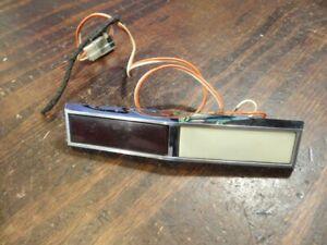 1973 OLDS TORONADO OEM INTERIOR DOOR MARKER COURTESY LIGHT  T218