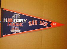 2018 Boston Red Sox World Series Champions MLB Baseball Pennant