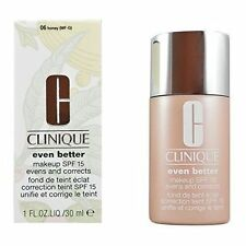 Clinique Even Better Makeup Spf15 06 Honey 30ml