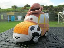Disney Store USA Cars / Toy Story Toons - SHERIFF WOODY - Plush Soft Stuffed
