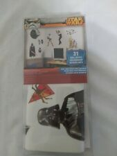 RoomMates Star Wars Removable Repositionable  31 Peel & Stick Wall Decals