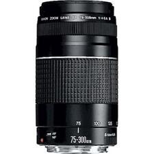 Neue Canon EF 75-300mm f/4-5.6 III nicht USM auf UE ventas Spain Ship ES