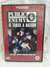 Public Enemy: It takes a nation - The First London Invasion Tour 1987 - DVD