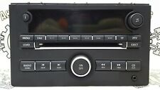 2007 SAAB 93 9-3 RADIO CD PLAYER CHANGER HEAD UNIT 12774898