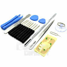 Repair Tools Opening Open Tool Kit Set Schraubendreher Samsung Galaxy S4 LTE + I9506