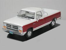 Dodge Ram Pickup (1987) Diecast Model Car WHI180